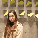 チェコと日本のハーフ早大生、岩澤直美「英会話教室で世界とリンク」