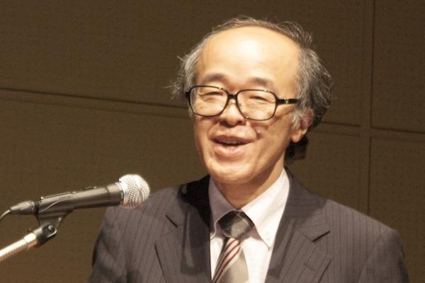 これまでのVRを振り返る廣瀬先生